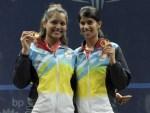 India doubles