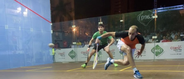Marwan Elshorbagy battles past Borja Golan