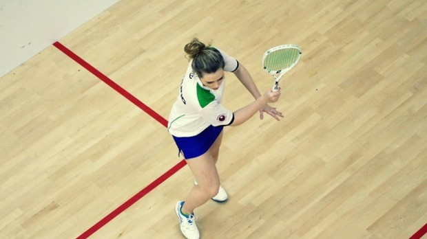 ccccc in action at the Edinburgh Open