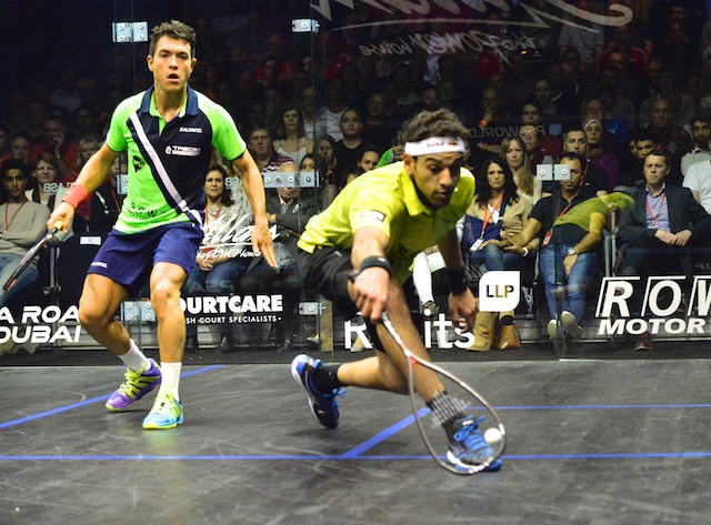 Mohamed Elshorbagy and Miguel Rodriguez