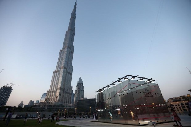 Burj Park in Downtown Dubai will be the venue for the PSA World Series Finals