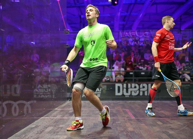 Mathieu and Matthew: Castagnet overcomes the three-times world champion