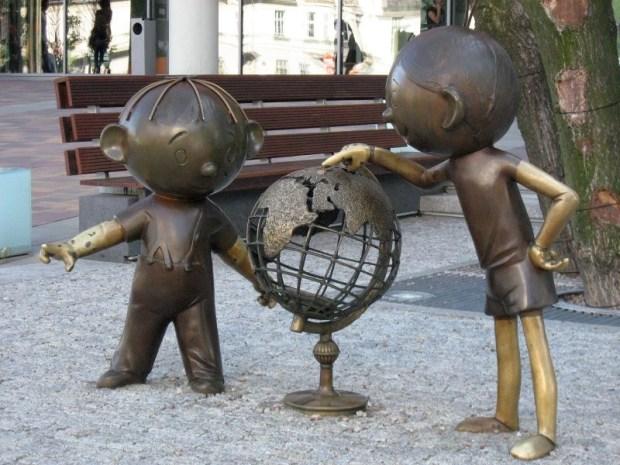 Wonder if they play squash?