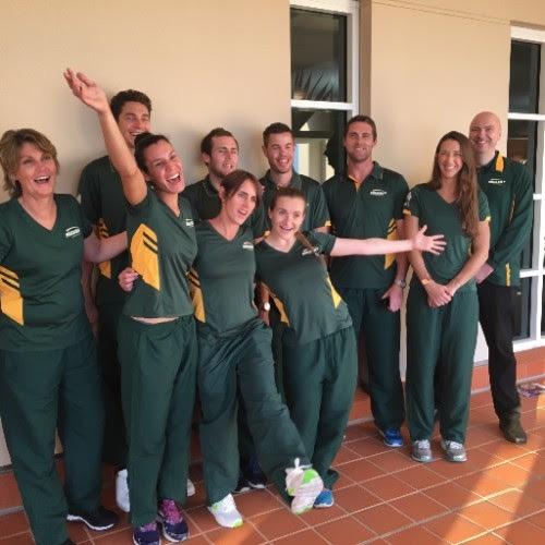 Australia's squad for the World Doubles