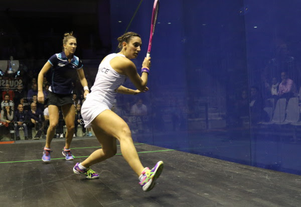 Camille Serme leads France to victory
