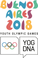 Youth Olympics 2018 logo