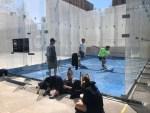 Public squash court 2