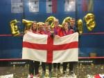 England 2018 champions