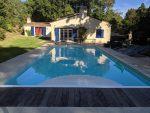 Nantes pool