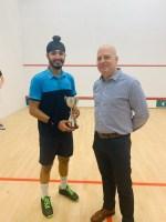 Prince u23 Men's British open Winner 2020