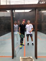 Rasmus Hult and Spencer Lovejoy