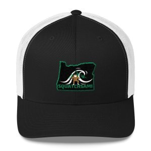 Bigfoot Retro Ball Cap