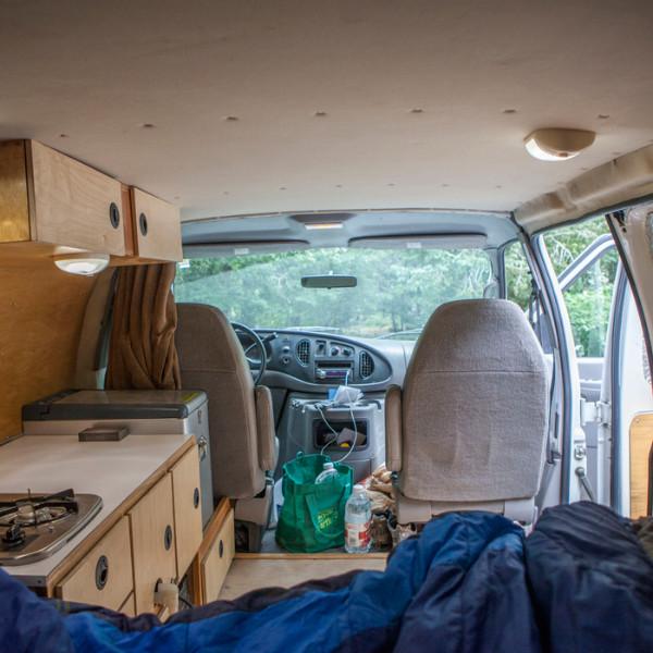 Alex Honnolds Ultimate Adventure Vehicle Squat The Planet