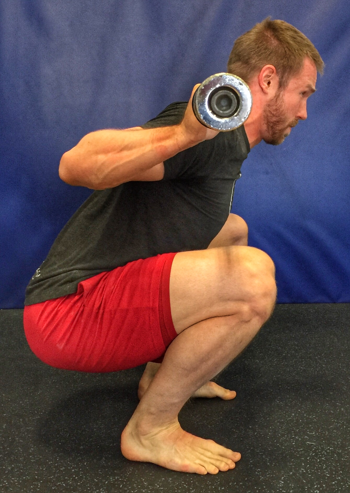 Wearing The Right Shoes For Squatting