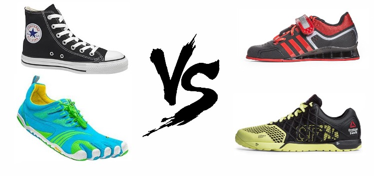 Are You Wearing The Right Shoes For Squatting Squat University