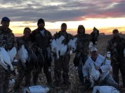 Spring Snow Goose Hunts - Squaw Creek Refuge - 855-473-2875