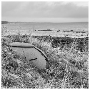 Domed Observation Post, Fife Ness ,FCP-71 128 copy