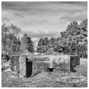 Pillbox, Leuchars FCP-94 025 copy