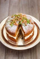 SERIOUSLY GOOD CARROT CAKE
