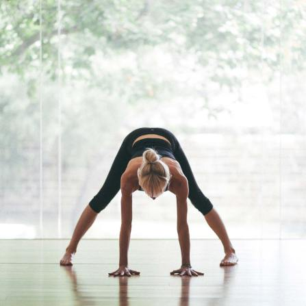 Kate Kendall Yoga at Flow Athletic