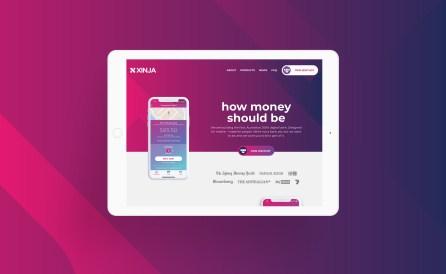 Xinja Website
