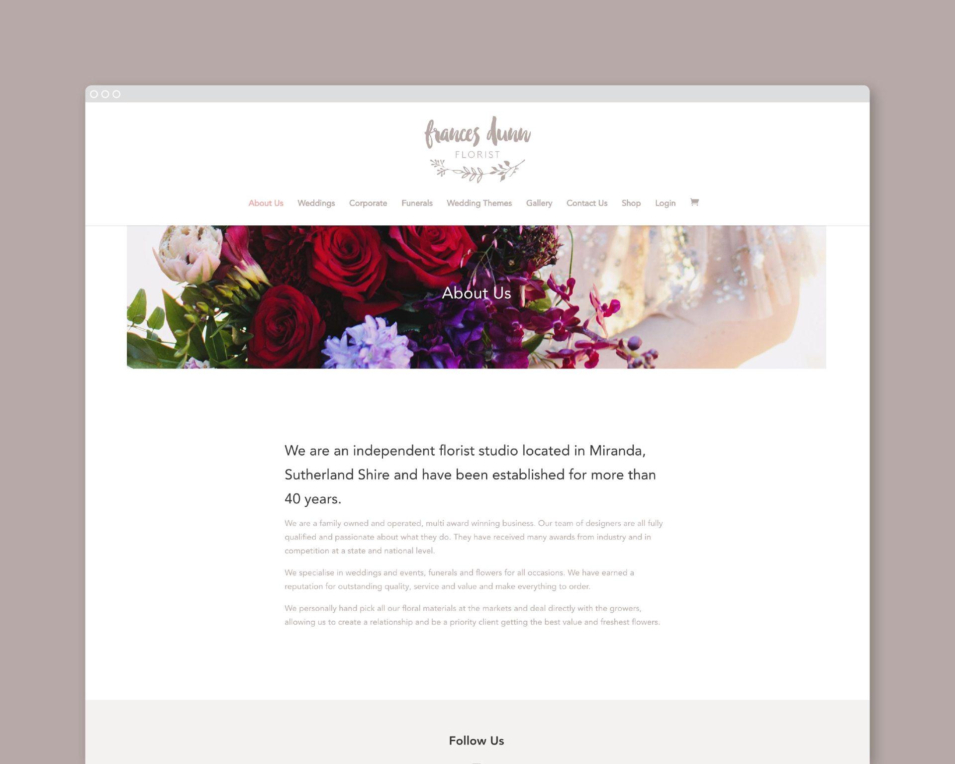 Frances Dunn Florist