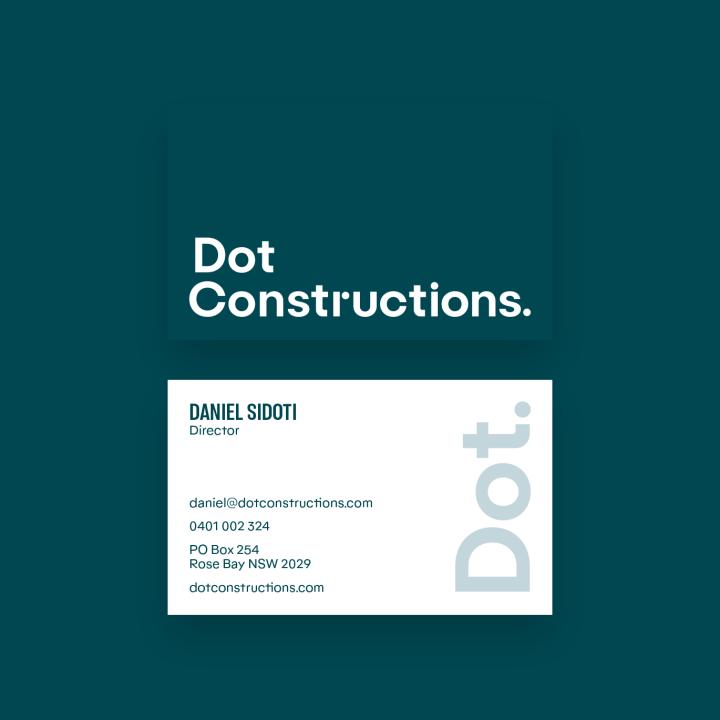 Dot Constructions