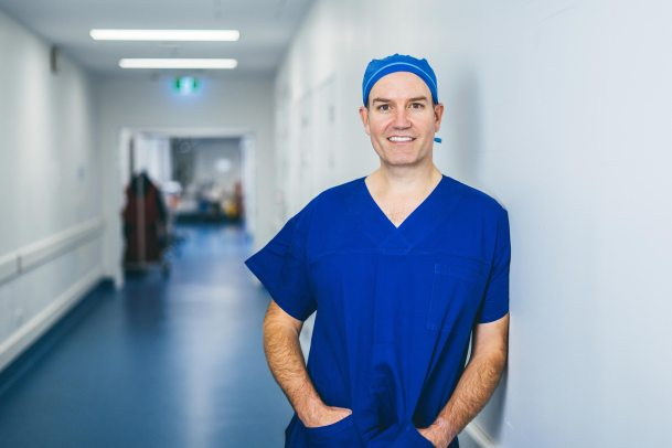 Dr Matt Lyons - Orthopaedic Surgeon Photography