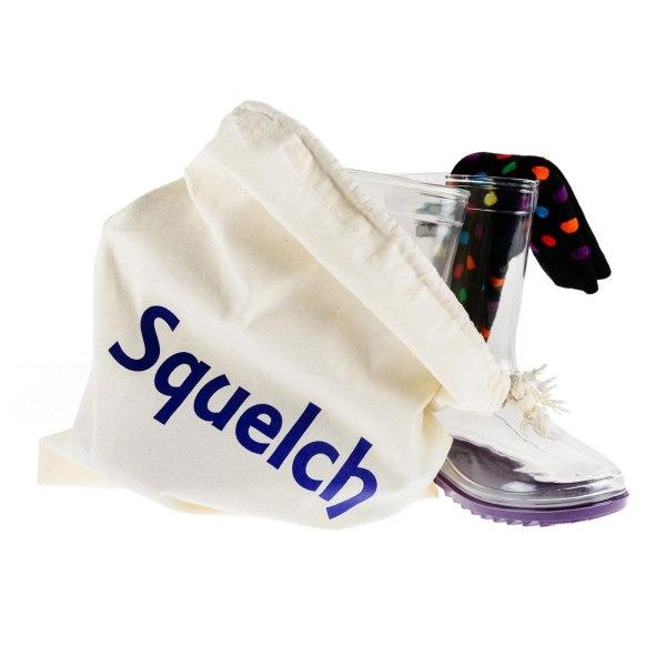 Squelch Wellies Bag
