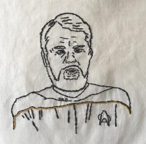 hand_embroidered_portrait_lt_commander_argyle_engineer_star_trek_next_generation