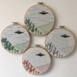 hand_embroidered_ufo_scene_four_season_set