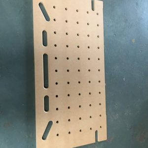 CNC Machined Mini MFT slab – Alternative to Festool MFT/3