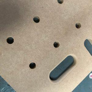 CNC cut MFT slab – Alternative to MFT/3 table
