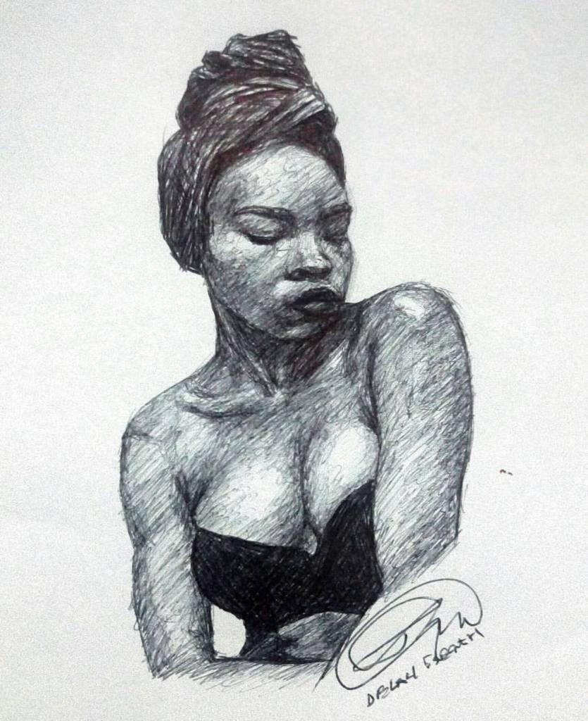 Sharrina by Delali Tsegah