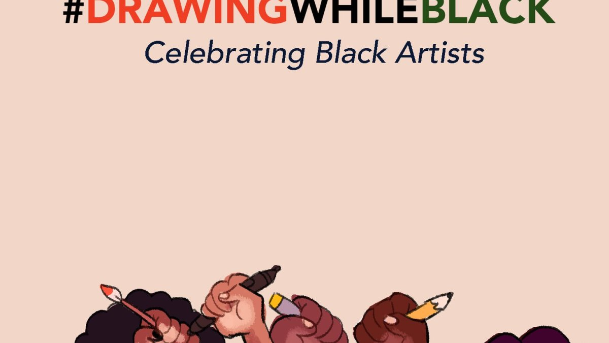 #DrawingWhileBlack: Highlighting African Artists You Never Knew About
