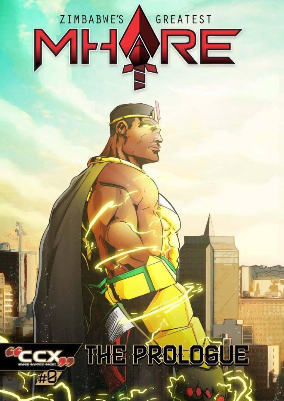 mhare zimbabwean comic