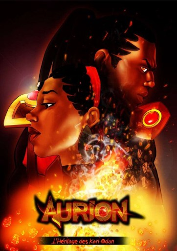 Comic adaptation of African Game Aurion: Legacy of the Kori-Odan