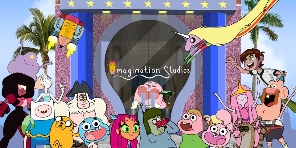 cartoon network africa imagination studios