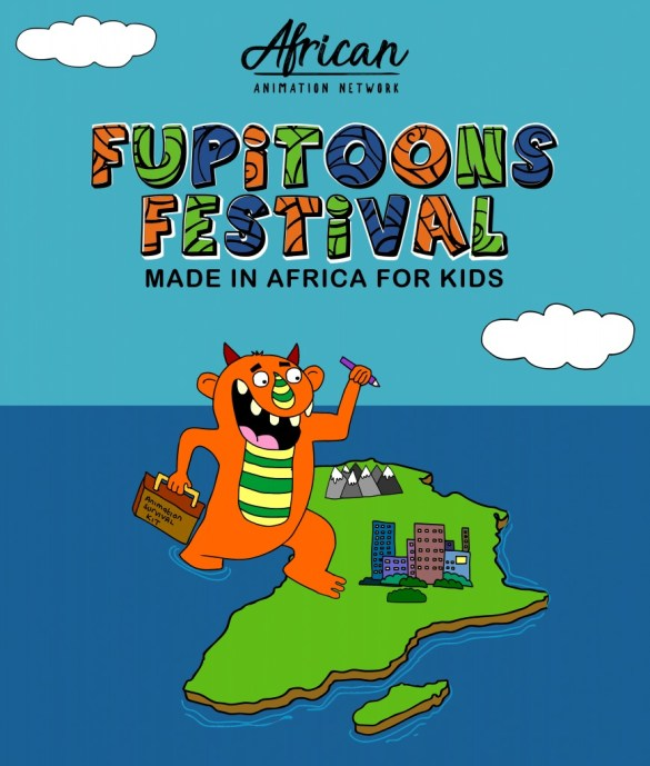 FUPiTOONS FESTiVAL part of DISCOP Joburg