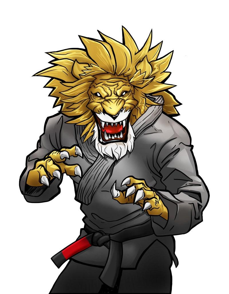 Lions Roar by Tinodiwa Zambe Makoni