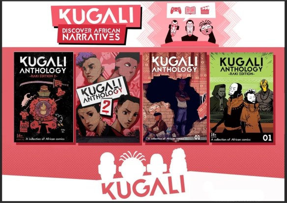 Kugali Comic Club