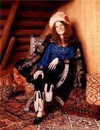 Janis Joplin, far out man.