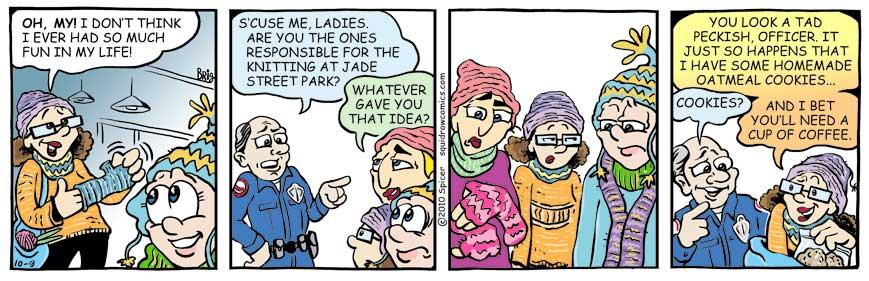 Knit Crime