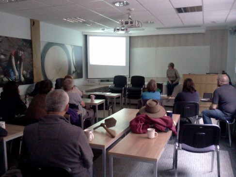 Redmires Reservoir and its History - talk at the Archaeology Department