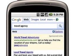 Google's Mobile Search