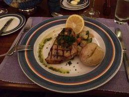 Yummy Grilled Swordfish