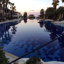 Beautiful Shot of the pool