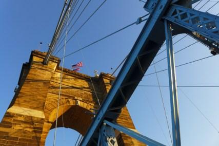 more of Roebling bridge