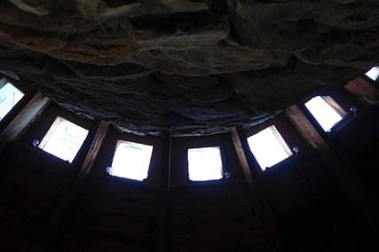 skylights in the master bedroom