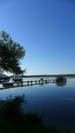 Crooked Lake morning
